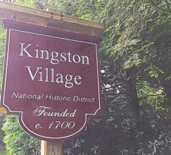 Kingston Village Sign