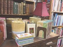 Kingston Hill Store Interior