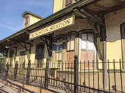 Kingston Railway Station