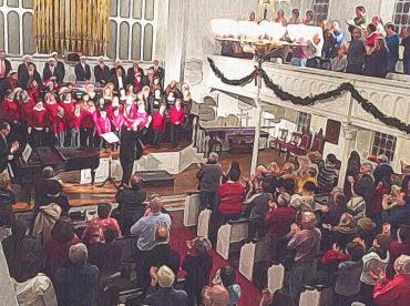 Concert at Stockbridge Congregational Church