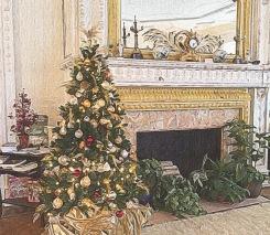 Ventfort Hall Fireplace