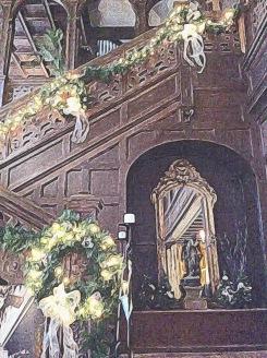 Ventfort Hall Staircase