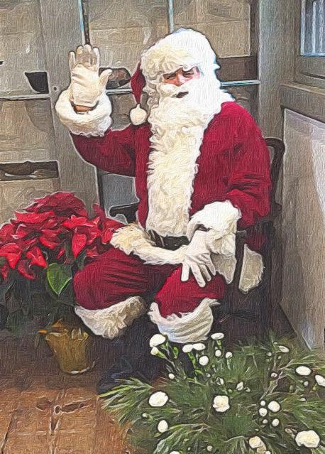 Ho, Ho, Ho! Merry Christmas!