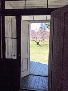 Doorway Scene