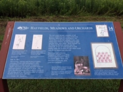 Information on the Woodland Trail